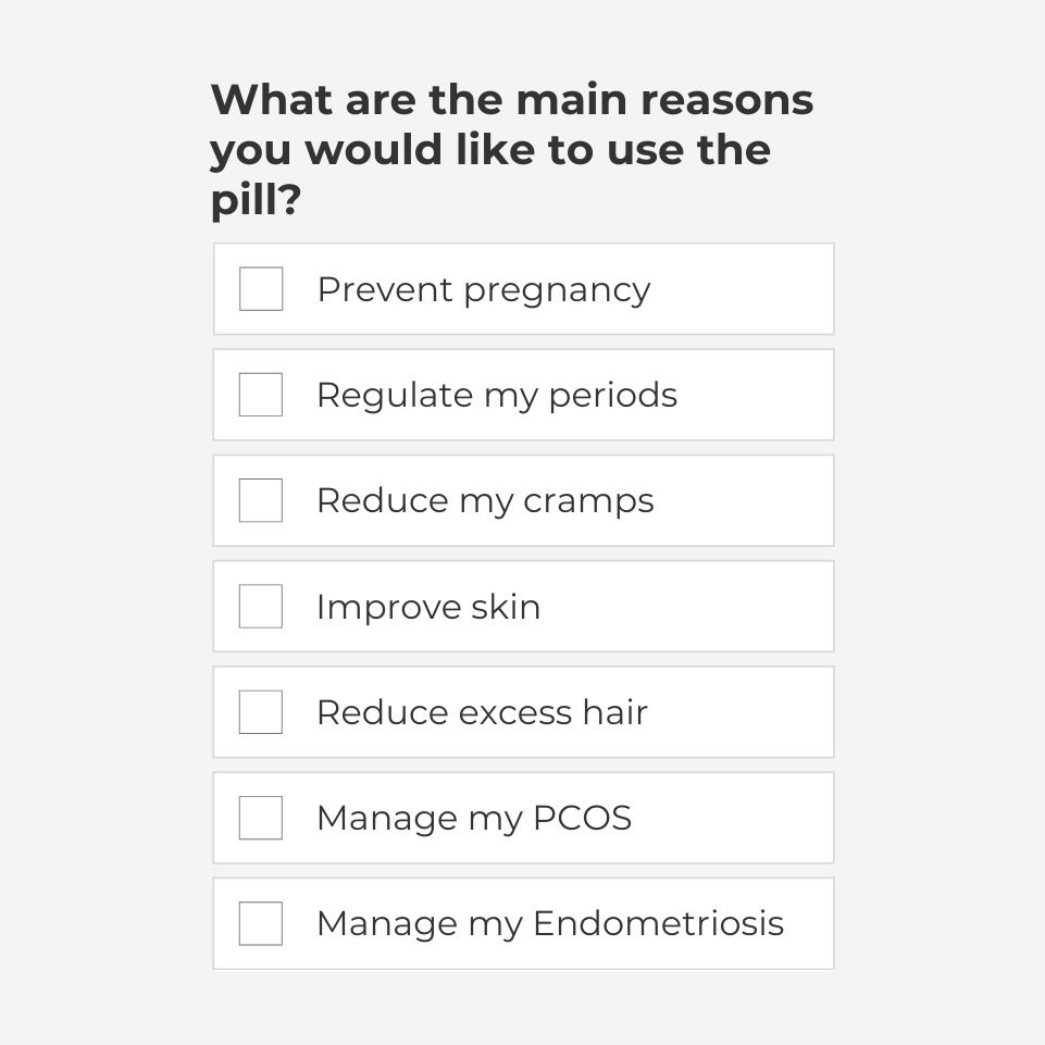 1. Complete online questionnaire